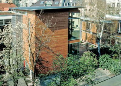 Atelierhaus & Annex