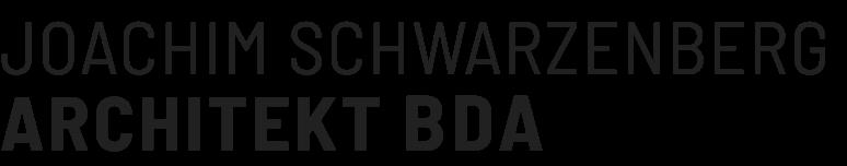 Joachim Schwarzenberg Architekt BDA