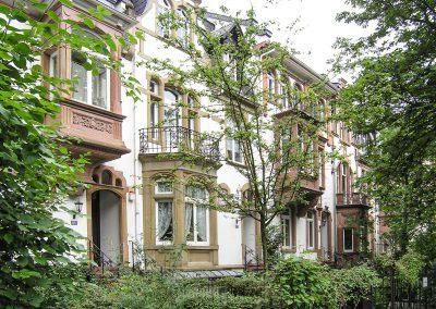 Modernisierung einer Jahrhundertwende-Stadtvilla