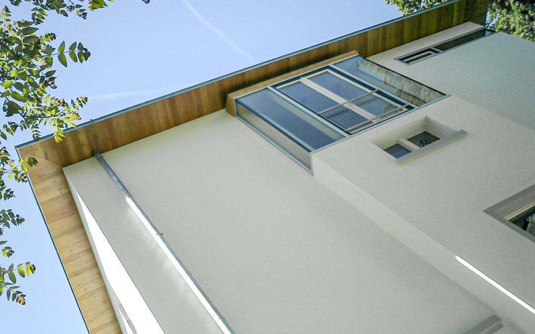 Modernisierung & Umbau eines städtischen Wohnhauses